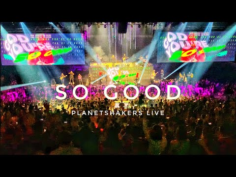 Download SO GOOD | Planetshakers NEW SONG Praise Party / Conference 2020 LIVE in MANILA Mp4 baru