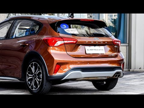 NEW 2020 FORD FOCUS ACTIVE - EXTERIOR AND INTERIOR - AWESOME HATCHBACK