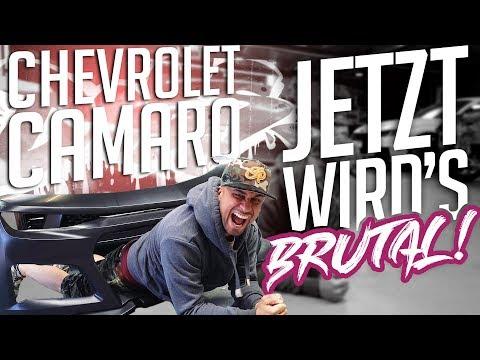 JP Performance - Chevrolet Camaro | Bodykit | Jetzt wird's brutal!