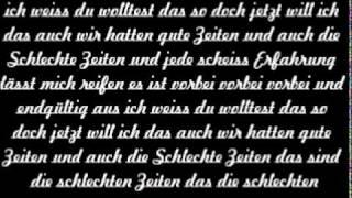 Bushido - Schlechte Zeiten Lyrics
