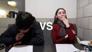 수능 영어 영역, 한국인 vs 영국인