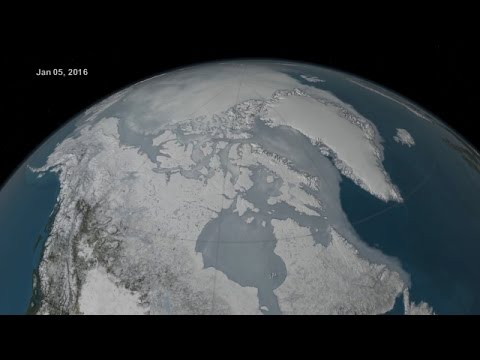 The North Pole Is Moving Toward The UK; Is Climate Change To Blame? - Newsy