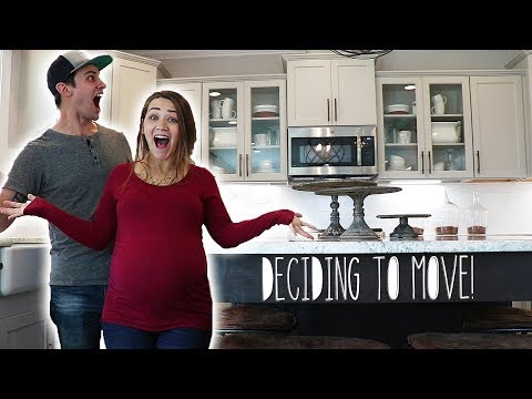 BUYING A NEW HOUSE at 8 MONTHS PREGNANT!