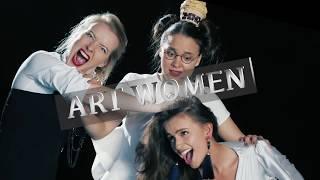 "ART women (трейлер спектакля). ТЕАТР ""КОМПАС"", г.Москва"