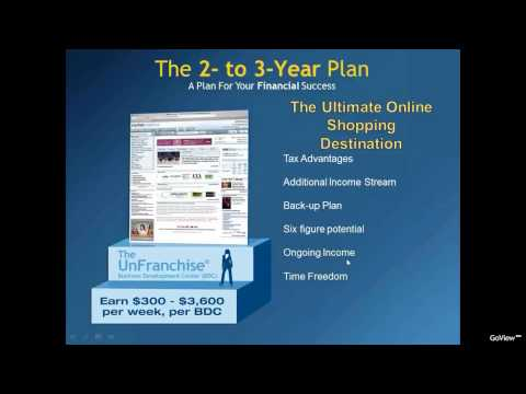 Bobby Cannata presents part 1 The Market America Business Plan I (The Ultimate Home Business)