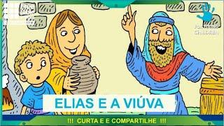 Elias e a viúva  - Aprendendo com Elias  (aula 02)