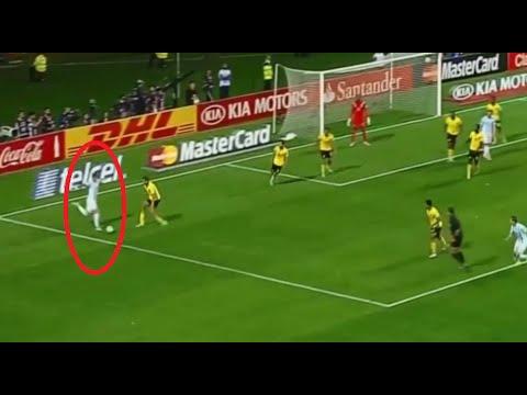 Marcos Rojo Fantastic Skill  vs Jamaica (- Copa América 2015 -) HD
