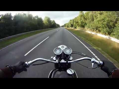 Triumph TR Daytona | SpinOut