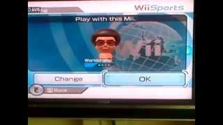 Wii Sports Bowling: How to change the colour of your bowling ball