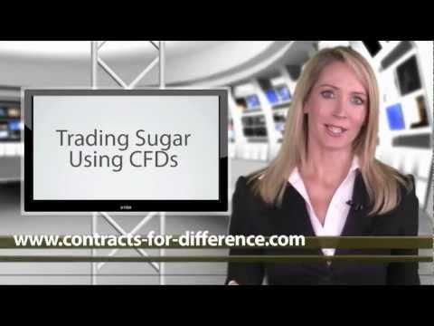 Trading Sugar using CFDs