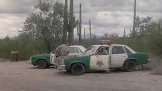 Дух мщения 1986 г. Первая гонка с перехватчиком