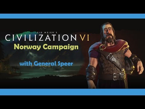 Civilization VI Norway Episode 3: We Can't Have Anything Nice