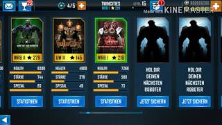 Real Steel Hack Mod Apk Link In [description]