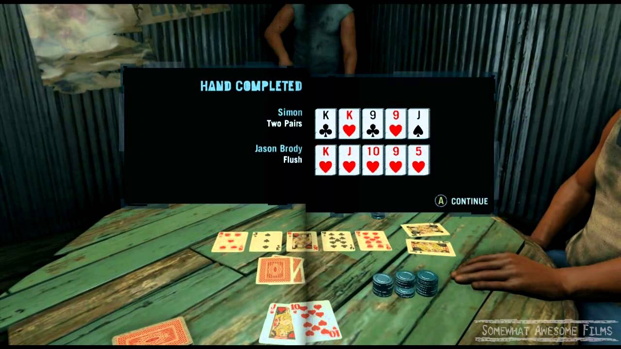 Far cry 3 poker bully achievement slot machines free games download