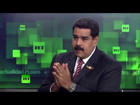 Эксклюзивное интервью: Николас Мадуро