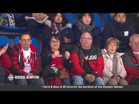 Kaetlyn Osmond's parents talk to us from Pyeongchang.