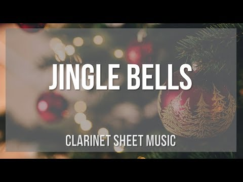 EASY Clarinet Sheet Music: How To Play Jingle Bells By James Lord Pierpont