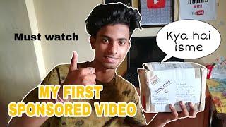 Kya hai isme,first sponsored vlog!