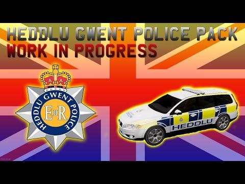 GTA IV - Heddlu Gwent Police Pack (Coming soon)