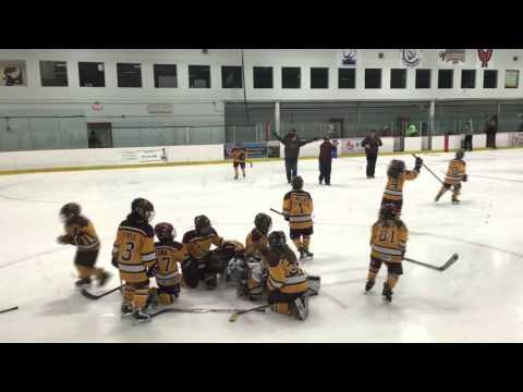 CT State Championships Squirt Hockey Smythe Division Tier 4