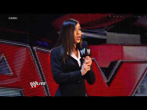 WWE Monday Night Raw En Espanol - Monday, July 30, 2012