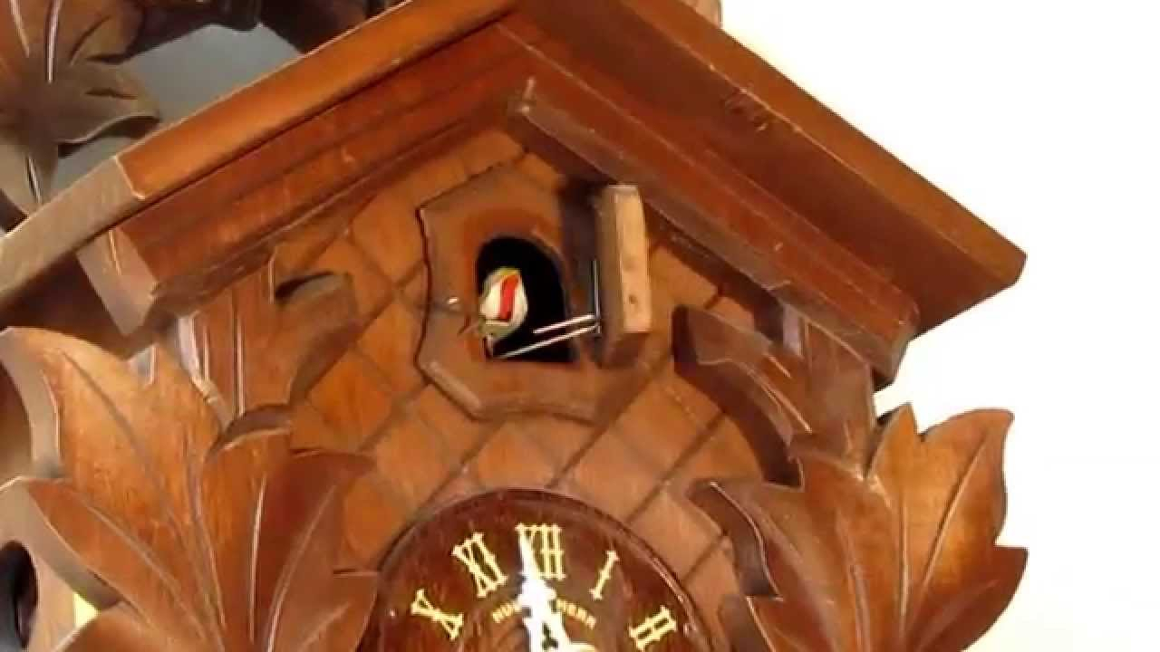 coucou horloge