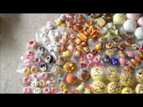 RARE SQUISHY PACKAGE FOR GOLDEN DELIGHT! - YouTube