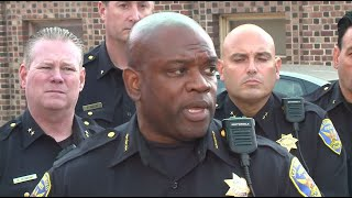 RAW: Acting SFPD Chief Toney Chaplin Announces Arrest After Officer Injured In Hit And Run
