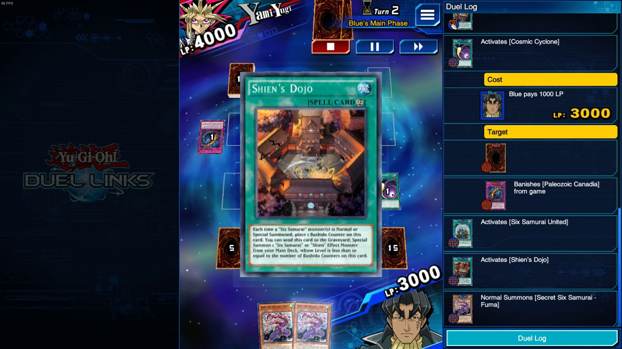 Six Samurai: Complete Guide | Duel Links Meta