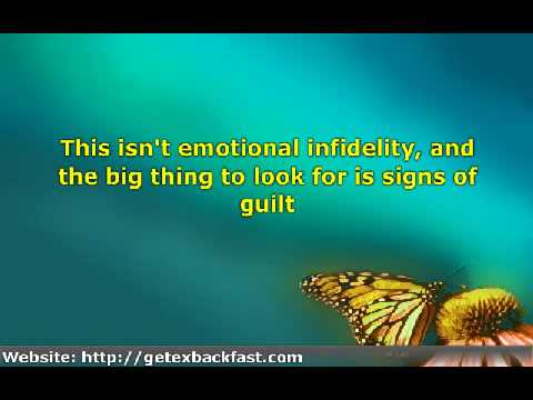 What Is emotional Infidelity And How Do You Recognize It?