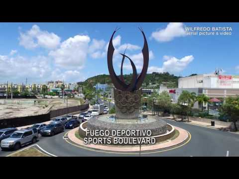 Guaynabo from the Sky