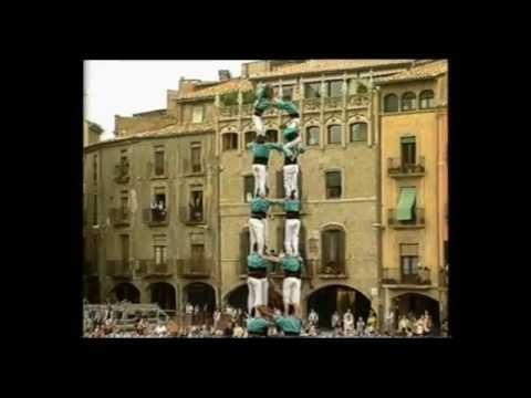 Castellers de Vilafranca -  4d8  Vic Layret TV