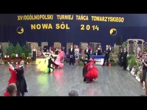 Justyna Malisz i Konrad Paprocki GPP ST Nowa Sól