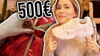 Ich verschenke 500€ Sneaker an.. (VLOG) | Sonny Loops