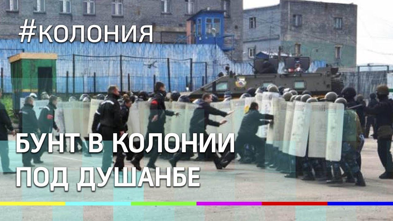 В Таджикистане заключённые-игиловцы подняли бунт: более 30 погибших