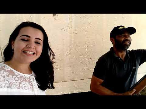 Desafio do Giz, com a Repórter Aline Aragão e o Atleta Evaldo Lucena