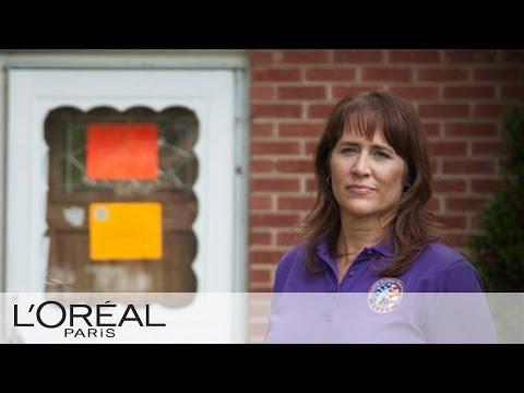 Deborah Snyder Operation Renewed Hope | Women of Worth | L'Oreal