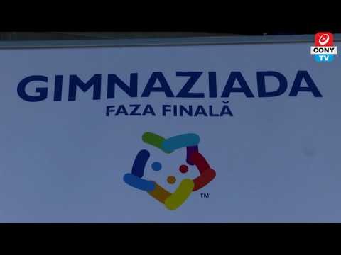 Etapa națională a Olimpiadei Gimnaziilor la Oină.