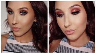 Mannymua & Makeup Geek Palette Tutorial | Jaclyn Hill