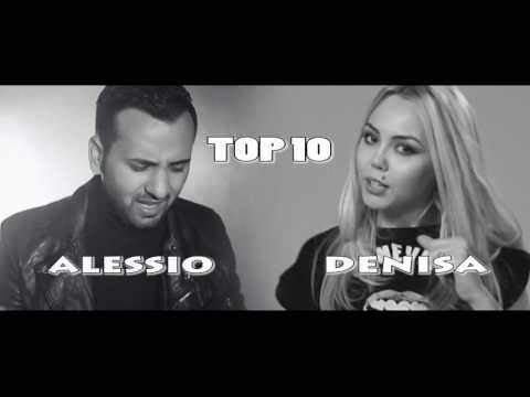Alessio si Denisa - TOP 10 COLAJ HITURI