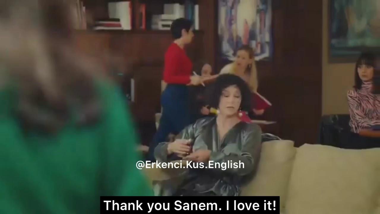 Erkenci Kus 27 - Can & Sanem (English Subtitles)