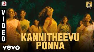 Yuddham Sei - Kannitheevu Ponna Video | Cheran | Mysskin