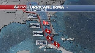 USA Weather LIVE - Tracking Hurricane Irma