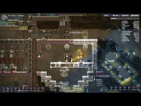 Oxygen Not Included - Ep. 15 -The Great Cleanup! - Let's Play Oxygen Not Included Gameplay