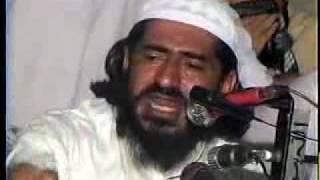 Molvi ilyas ghuman and company ko Mu Tor Jawab By Allama Khizar Hayat Bakharvi D.B Part 4/13