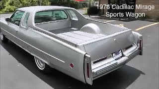 1976 Cadillac Mirage Sports Wagon | St. Louis Car Museum & Sales