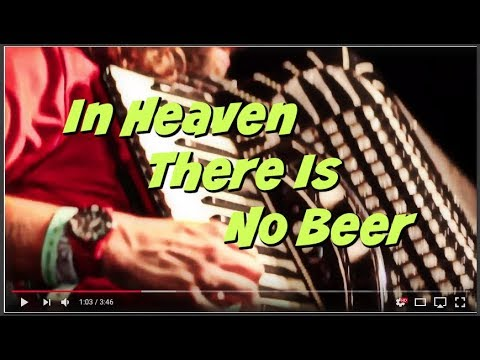"""In Heaven There Is No Beer"" - Chardon Polka Band @ 2016 WurstFest"