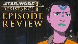 star wars resistance episodes