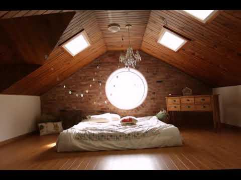 Dachgeschoss Schlafzimmer Design Ideen Youtube