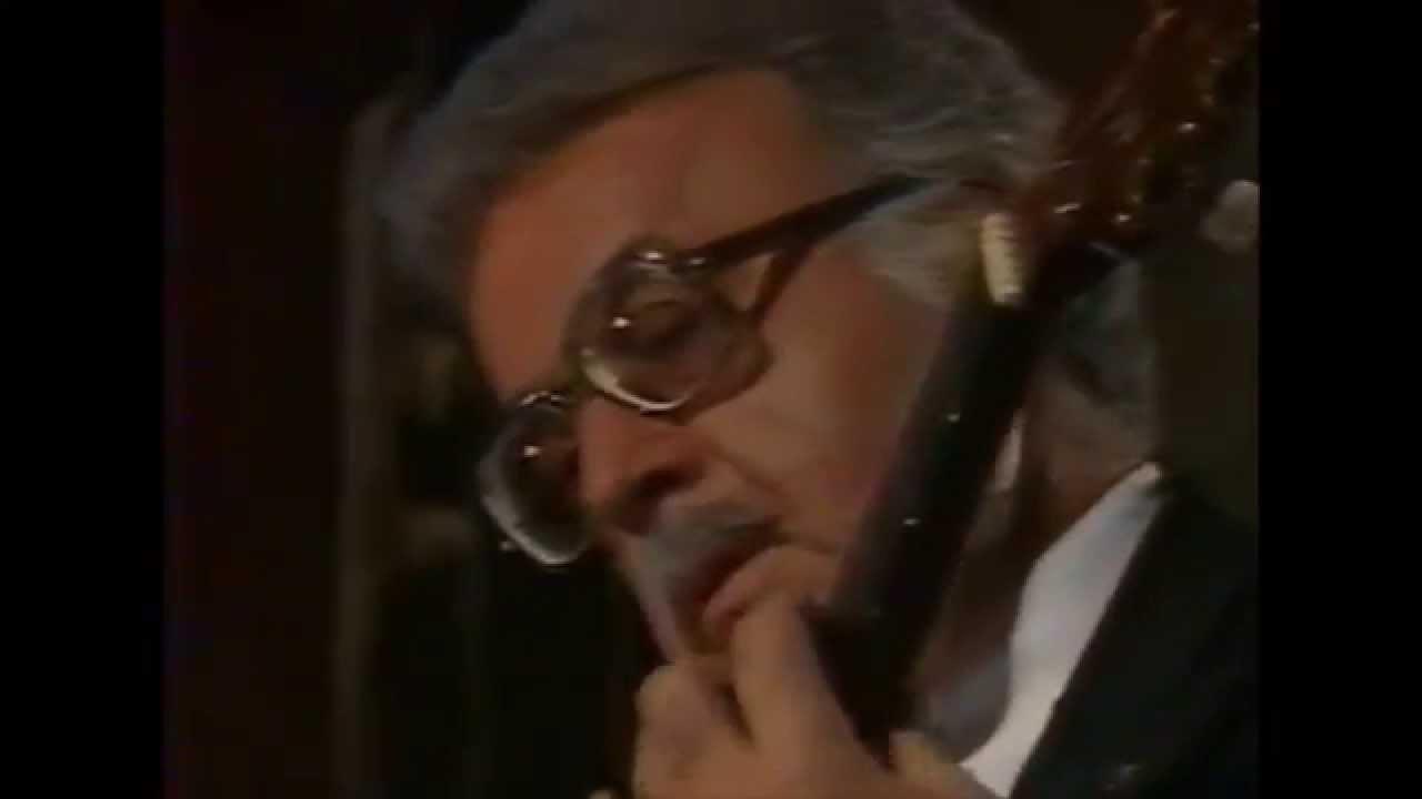 Alexandre Lagoya Live - Granada  (Albéniz)